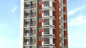 10 Storied Residence at Uttara, Dhaka
