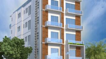 6 Storied Residence at West Dhanmondhi, Dhaka